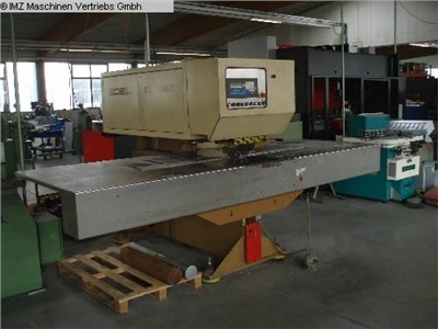 EDEL Stanzomat 407-12 Automatic Punching Press
