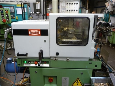 TRAUB TD 16  Bar Automatic Lathe - Single Spindle
