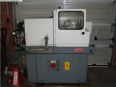TRAUB TD 36 Bar Automatic Lathe - Single Spindle