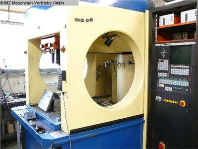 WALTER EXERON S 304 E  Cavity Sinking EDM - Machine