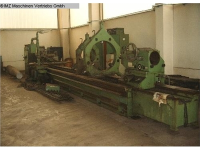 HEYLIGENSTAEDT DA 560 Center Lathe