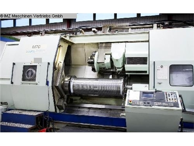 WFL-VOEST-ALPINE CNC Turning- and Milling Center