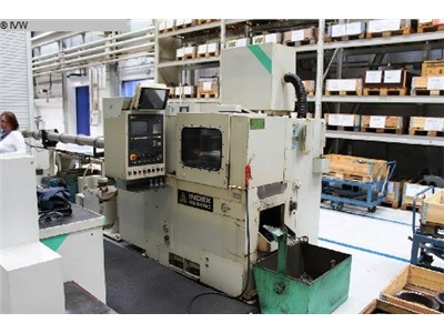 NDEX GE 42 CNC Lathe - cycle controled