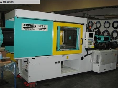 Plastic Injection Machines | Global Network For Used Machine