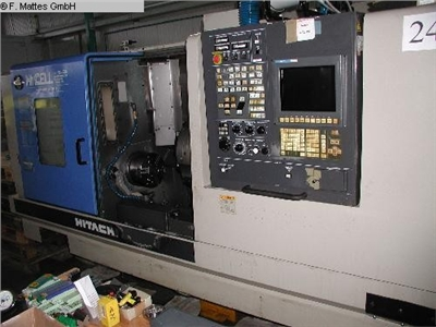 HITACHI SEIKI HiCell 23 II CNC Turning- and Milling Center