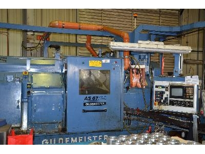 GILDEMEISTER AS 67 Bar Automatic Lathe - Multi Spindle