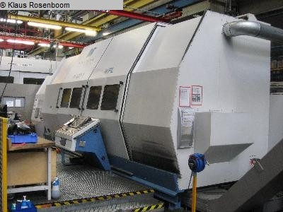 WFL M 120 x 3000 CNC Turning- and Milling Center