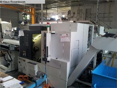 MORI SEIKI NL 1500 MSY 500 CNC Turning- and Milling Center