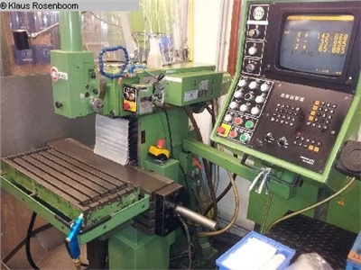 HERMLE UWF 700 Universal Milling and Boring Machine