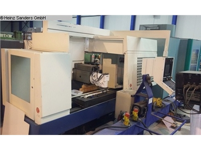 HURON GXB 411 F Bed Type Milling Machine - Universal