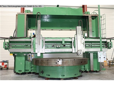 TITAN SC 50 Vertical Turret Lathe - Double Column