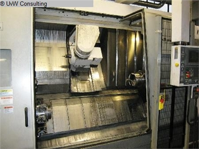 CNC Turning- and Milling Center OKUMA MacTurn 350-2SW x 1500