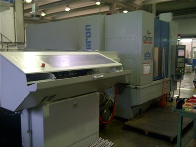 6 axis Turn-Milling VMC CHIRON MILL 800
