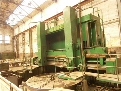 Vertical Turning Lathe SAN EUSTACCHIO dia. 4000mm
