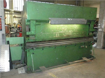 Hydraulic Press Brake Schmelzer 3050/80to