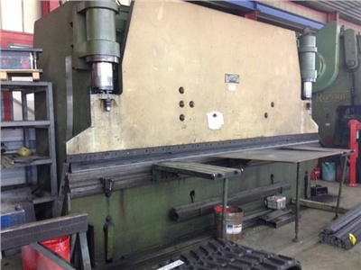 NC Hydraulic Press Brake OMAG 5000-280