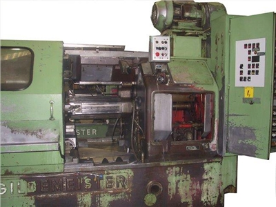 6- spindle bar automatic Gildemeister AS 67