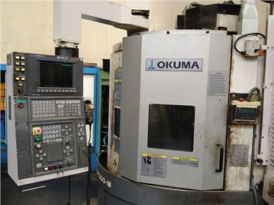 Vertical machining center OKUMA LVT 300-M