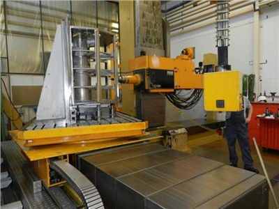 Horizontal Boring Mill PAMA AT 130/3