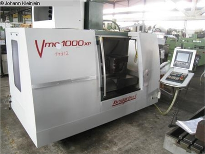 Machining Center - Vertical BRIDGEPORT VMC 1000 XP