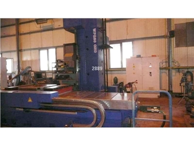 Tos WFQ 80 NCA - Horizontal Table Type Borer