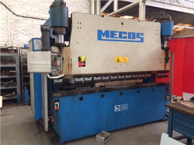 Press Brake MECOS 150-3000 CNC command control 1998year
