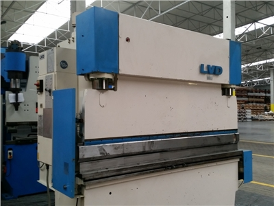 Press Brake LVD 100-2500mm CADMAN CNC command control