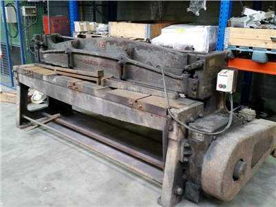 Shear BOMBLED 3mm/2000mm