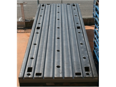 Floor Plates in cast iron 2.000 x 6.000 mm