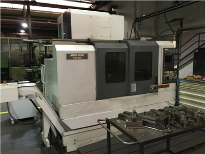 CNC Vertical Machining Center MORI SEIKI mod. NV5000 B/40