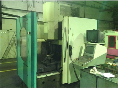 CNC Vertical Machining Center DECKEL-MAHO mod. DMC 70V