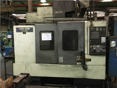 CNC Vertical Machining Center MORI SEIKI mod. SV-503