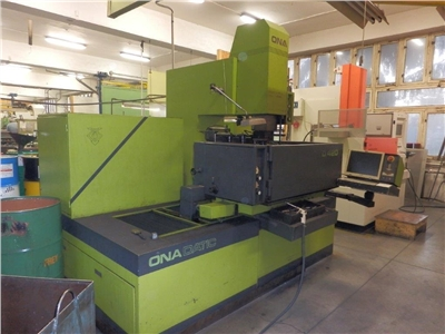 Wire Erosion Machine  ONA ONADATIC-D-420