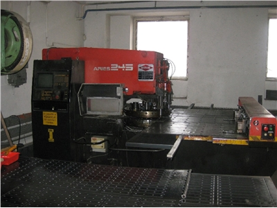 Punching Press AMADA ARIES 245