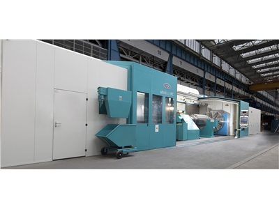 Georg Ultraturn 4000 MC  CNC Turning- and Milling Center