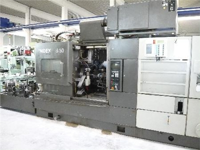 INDEX MS 50 Chucking Automatic Lathe - Multi Spindle