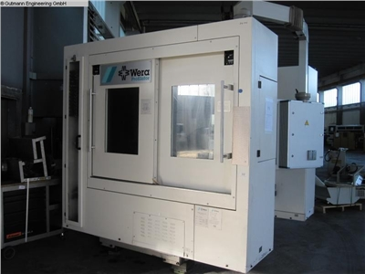 WERA PROFILATOR DM 160 R CNC Turning- and Milling Center