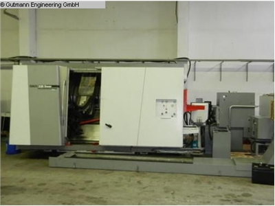 GILDEMEISTER GMX 250 CNC Turning- and Milling Center
